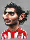 Cartoon: Hamit Altintop (small) by Tonio tagged türkey turk török fussball karikatur münchen nationalmanschaft football soccer international kariakturen fußball sport