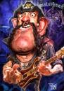 Cartoon: Lemmy Kilmister Motörhead (small) by Tonio tagged lemmy,kilmister,motörhead,portrait,caricature,karikatur,heavy,metal,rock,and,roll,overkill,ace,of,spades