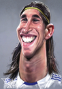 Cartoon: Sergio Ramos Real Madrid (small) by Tonio tagged football