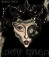 Cartoon: Lady Gaga (small) by Vera Gafton tagged actress,lady,gaga,awards,celebrity,famous