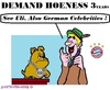 Cartoon: Demand Uli Hoeness (small) by cartoonharry tagged germany,celebrity,hoeness,demand,bayernmunchen