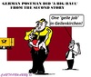 Cartoon: Geilenkirchen (small) by cartoonharry tagged germany,geilenkirchen,postman,catching,cartoons,cartoonists,cartoonharry,dutch,toonpool