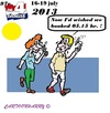 Cartoon: International Walk (small) by cartoonharry tagged fourdays,walk,holland,nijmegen,heat,toonpool
