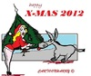 Cartoon: Merry Christmas (small) by cartoonharry tagged xmas,everyone,2012,cartoons,cartoonharry,dutch,toonpool