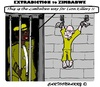 Cartoon: The Lion Killer (small) by cartoonharry tagged usa,zimbabwe,dentist,killer,palmer,extradiction,lions
