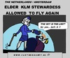 Cartoon: The Sky Is The Limit (small) by cartoonharry tagged sky,klm,stewardess,limit,cartoon,comic,comics,comix,artist,drawing,cartoonist,cartoonharry,dutch,holland,girl,toonpool,toonsup,hyves,linkedin,buurtlink,deviantart