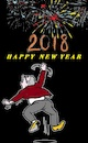 Cartoon: to EveryOne (small) by cartoonharry tagged 2018,happynewyear