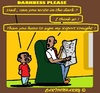 Cartoon: Wait untill Darkness (small) by cartoonharry tagged dad,son,schoolreport,write,darkness