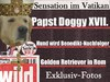 Cartoon: Papst Doggy XVII. (small) by Vanessa tagged papst,hund,vatikan,kirche,rom,religion