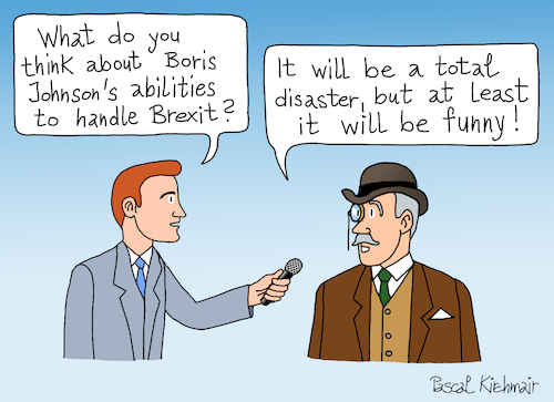 Bojo and Brexit