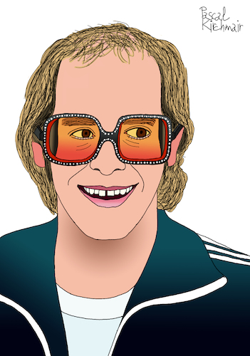 Cartoon: Elton John (medium) by Pascal Kirchmair tagged sir,elton,hercules,john,candle,in,the,wind,was,made,england,english,great,britain,pop,rock,united,kingdom,london,singer,songwriter,pianist,composer,illustration,drawing,zeichnung,pascal,kirchmair,cartoon,caricature,karikatur,ilustracion,dibujo,desenho,ink,disegno,ilustracao,illustrazione,illustratie,dessin,de,presse,du,jour,art,of,day,tekening,teckning,cartum,vineta,comica,vignetta,caricatura,portrait,portret,retrato,ritratto,porträt,sir,elton,hercules,john,candle,in,the,wind,was,made,england,english,great,britain,pop,rock,united,kingdom,london,singer,songwriter,pianist,composer,illustration,drawing,zeichnung,pascal,kirchmair,cartoon,caricature,karikatur,ilustracion,dibujo,desenho,ink,disegno,ilustracao,illustrazione,illustratie,dessin,de,presse,du,jour,art,of,day,tekening,teckning,cartum,vineta,comica,vignetta,caricatura,portrait,portret,retrato,ritratto,porträt