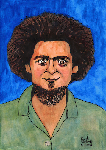 Cartoon: Georges Perec (medium) by Pascal Kirchmair tagged georges,perec,illustration,drawing,zeichnung,pascal,kirchmair,irische,impressionen,cartoon,caricature,karikatur,ilustracion,dibujo,desenho,ink,disegno,ilustracao,illustrazione,illustratie,dessin,de,presse,du,jour,art,of,the,day,tekening,teckning,cartum,vineta,comica,vignetta,caricatura,portrait,retrato,ritratto,portret,aquarelle,watercolor,watercolour,acquarello,acuarela,aguarela,aquarela,paris,france,frankreich,schriftsteller,essayist,filmmaker,author,writer,autor,artist,künstler,ecrivain,scrittore,escritor,georges,perec,illustration,drawing,zeichnung,pascal,kirchmair,irische,impressionen,cartoon,caricature,karikatur,ilustracion,dibujo,desenho,ink,disegno,ilustracao,illustrazione,illustratie,dessin,de,presse,du,jour,art,of,the,day,tekening,teckning,cartum,vineta,comica,vignetta,caricatura,portrait,retrato,ritratto,portret,aquarelle,watercolor,watercolour,acquarello,acuarela,aguarela,aquarela,paris,france,frankreich,schriftsteller,essayist,filmmaker,author,writer,autor,artist,künstler,ecrivain,scrittore,escritor