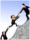 Cartoon: Berlusconi (small) by Pascal Kirchmair tagged berlusconi,silvio,italy,italie,italia,italien,politik,justiz