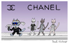 Cartoon: Choupette (small) by Pascal Kirchmair tagged monster,monsterchoupette,choupette,coco,chanel,fashion,mode,label,moda,vogue,cats,katzen,gatos,gatti,chats,humour,umorismo,humorous,spirito,humor,karl,lagerfeld,illustration,drawing,zeichnung,pascal,kirchmair,political,cartoon,caricature,karikatur,ilustracion,dibujo,desenho,ink,disegno,ilustracao,illustrazione,illustratie,dessin,de,presse,tekening,teckning,cartum,vineta,comica,vignetta,caricatura