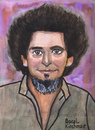 Cartoon: Georges Perec (small) by Pascal Kirchmair tagged georges,perec,portrait,dessin,zeichnung,caricature,karikatur,aquarell,ecrivain,schriftsteller,filmemacher,scrittore,writer,author,auteur,autor