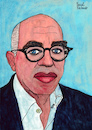 Cartoon: Michael Wolff (small) by Pascal Kirchmair tagged michael wolff fire and fury inside the trump white house caricature illustration ilustracion pascal kirchmair portrait retrato ritratto drawing dibujo desenho disegno ilustracao illustrazione illustratie zeichnung dessin du jour art of day tekening teckning cartum cartoon vineta comica vignetta caricatura karikatur aquarell watercolour watercolor ink