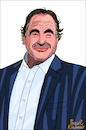Cartoon: OLIVER STONE (small) by Pascal Kirchmair tagged oliver,stone,caricature,karikatur,cartoon,portrait,retrato,dibujo,desenho,drawing,zeichnung,dessin,portret,porträt,illustration,vignetta,usa,ritratto