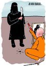 Cartoon: sharpen it willya (small) by kar2nist tagged terrorism,charlie,hebdo,paris,killing,cartoionists