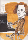 Cartoon: chopin (small) by axinte tagged axi