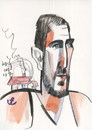 Cartoon: Jonas Valanciunas (small) by Kestutis tagged basketball,olympics,2016,sports,rio,brazil,games,summer,kestutis,lithuania