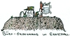 Cartoon: Büro Ordonnanz im Ernstfall (small) by al_sub tagged armee,büro,ordonnanz,army,officer