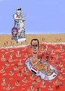 Cartoon: Syrian Massacre... (small) by Vejo tagged syrie,assad,massacre,united,nations
