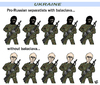 Cartoon: UKRAINE (small) by Vejo tagged poetin,ukraine,separatists