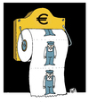 Cartoon: Without words... (small) by Vejo tagged workers,crisis,multinationals