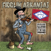 Cartoon: CD cover for fiddle music (small) by deleuran tagged fiddle hillbilly old time music appalachian american folk culture