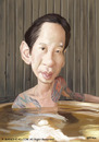 Cartoon: Encomenda (small) by manohead tagged caricatura,caricature,manohead