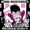 Cartoon: Blonde Bekentenissen - Cover 3 (small) by Age Morris tagged blondebekentenissen agemorris victorzilverberg atoomstijl cartoonboek cover sexylady hotbabe