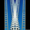 Cartoon: MoArt - Building Abstract 3_3 (small) by MoArt Rotterdam tagged rotterdam moart moartcards building gebouw flat abstract buildingabstract weenatoren
