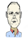 Cartoon: Bruce Willis (small) by Vidal tagged bruce,willis