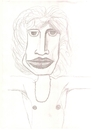 Cartoon: jim morrison (small) by paintcolor tagged jim,morrison,singer,rock,star,leggend,of,famous