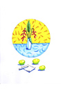 Cartoon: illustration (small) by Mehmet Karaman tagged strelitzie