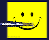Cartoon: Broken happiness. (small) by Cartoonarcadio tagged violence,weapons,crime,terror