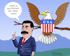 Cartoon: The new little bird of Maduro. (small) by Cartoonarcadio tagged maduro,venezuela,latin,america,dictatorship