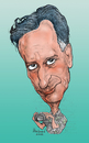 Cartoon: Brian D Roche (small) by Harbord tagged brian,roche,painter,photographer,caricature