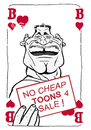 Cartoon: No cheap toons for sale (small) by step tagged cheaptoons,billigtoons,billigbilder,ausverkauf,ramschbilder,cheap,billigpreis,preise