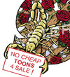 Cartoon: No heap toons for sale! (small) by step tagged billigtoons,billigbilder,billigzeichnungen,billigkarikaturen,ausverkauf,verramschen,ramsch,flohmarkt