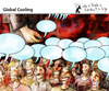 Cartoon: Global Cooling (small) by PETRE tagged inofmation,people,media