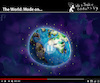 Cartoon: THE WORLD Mode on... (small) by PETRE tagged earth,world,covid19,coronavirus,plague