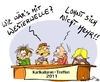 Cartoon: Die Welle ebbt ab ... (small) by Trumix tagged westerwelle,fdp,partei,guido,umfrage,tief