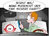 Cartoon: Handy am Steuer (small) by Trumix tagged autobahn,handy,steuer,sms,whatsapp,handyverbot,smartphone
