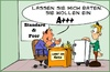 Cartoon: Rating Standard and Poor (small) by Trumix tagged rating,agentur,trummix,standard,poor,tripple,triple