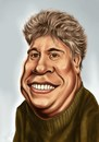 Cartoon: Pedro Almodovar (small) by gartoon tagged pedro,almodovar
