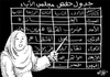 Cartoon: Demonstrators Dispersion by Gas (small) by mabdo tagged dream,military,support,elections,arabic,spring,youth,revolution,teebs,twitter