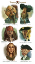Cartoon: pirates of the caribbean (small) by Amir Taqi tagged pirates,of,the,caribbean