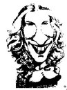 Cartoon: Sarah Jessica  Parker (small) by jjjerk tagged sarah jessica parker cartoon caricature film movien