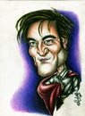 Cartoon: Robert Pattinson (small) by gogna caricaturas tagged robert,pattinson